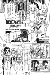 Darker than Black - Ryuusei no Gemini Special